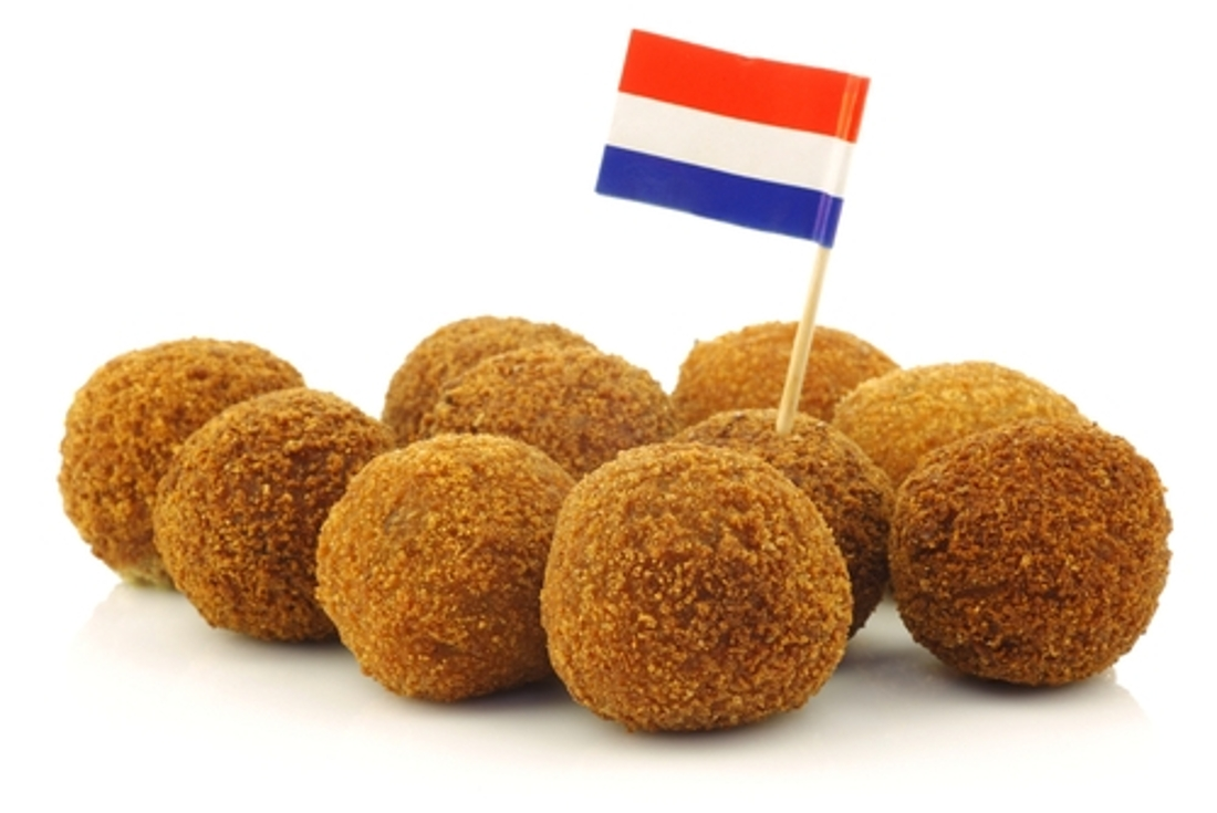how to make croquettes dutch